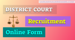 Rajasthan High Court Junior Personal Assistant (PA) Recruitment 2019