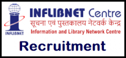 INFLIBNET Project Consultant /Officer Recruitment 2019