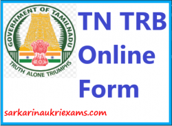 TNTRB Assistant, Physical Education Director Recruitment 2019