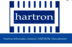 HARTRON Data Entry Operator vacancy 2019