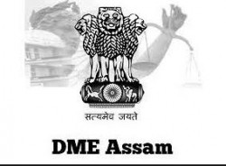DME Assam Stuff Nurse, Dental Mechanic Recruitment 2020
