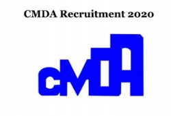 CMDA Junior Assistant, Messenger Online Form 2020
