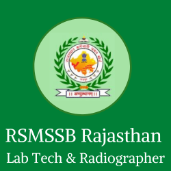 Rajasthan Lab Technician/Radiographer Recruitment 2020: Last Date Extended