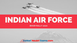 Indian Air Force Group C Recruitment 2021: 10th & 12th Pass Offline Form