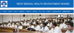 WBHRB Medical Technologist Lab/OT/ECG Recruitment 2021 Online Form Link Activated