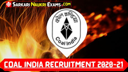 Coal India (CIL) Recruitment 2020-21 Latest 358 Officer Vacancies for 10th Pass
