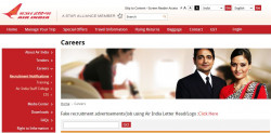 Air India Vacancy 2021 for Airport Services Limited Posts!! Interview Date- 22/01/2021