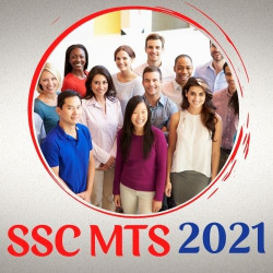 SSC MTS (8000 Multi Tasking Staff) New Notification 2021 Apply Online Form From February