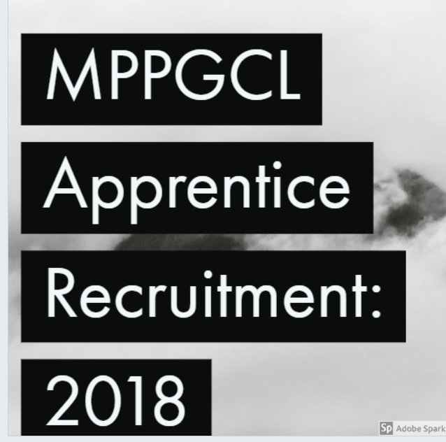 MPPGCL Apprentice Recruitment: 2018 Vacancy