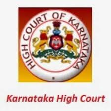Karnataka High Court Group D Recruitment 2019