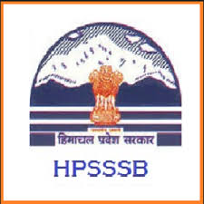 HPSSSB Various Positions Notification: 2018