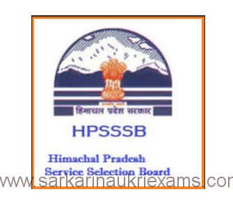 HPSSSB Recruitment 2020 New Notification, Staff Nurse, Conductor