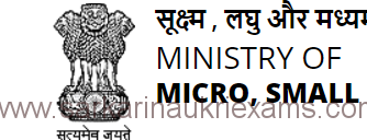 MSME Recruitment 2018 - 2019