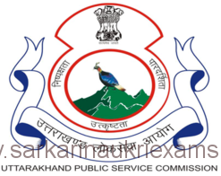 Uttarakhand UKPSC ARO & Various Other Post Recruitment 2018-2019